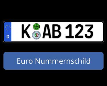 Autokennzeichen Of